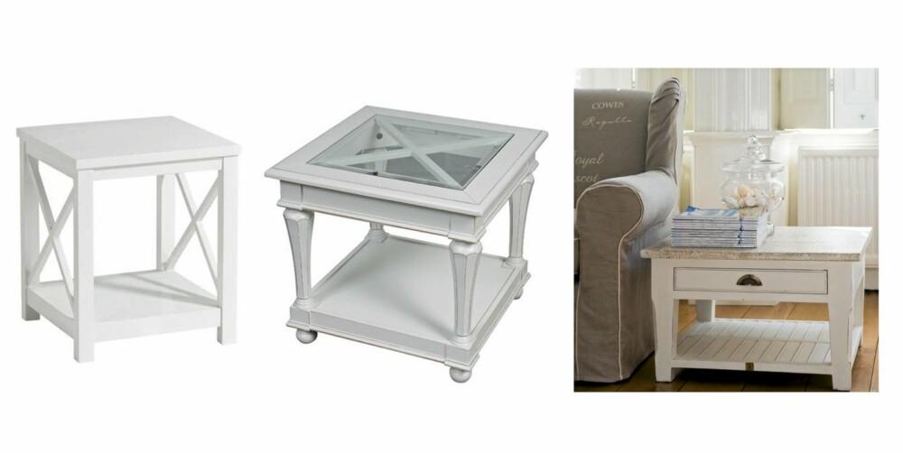Oppdatert Guide til stilige småbord - Inspirasjon YR-99