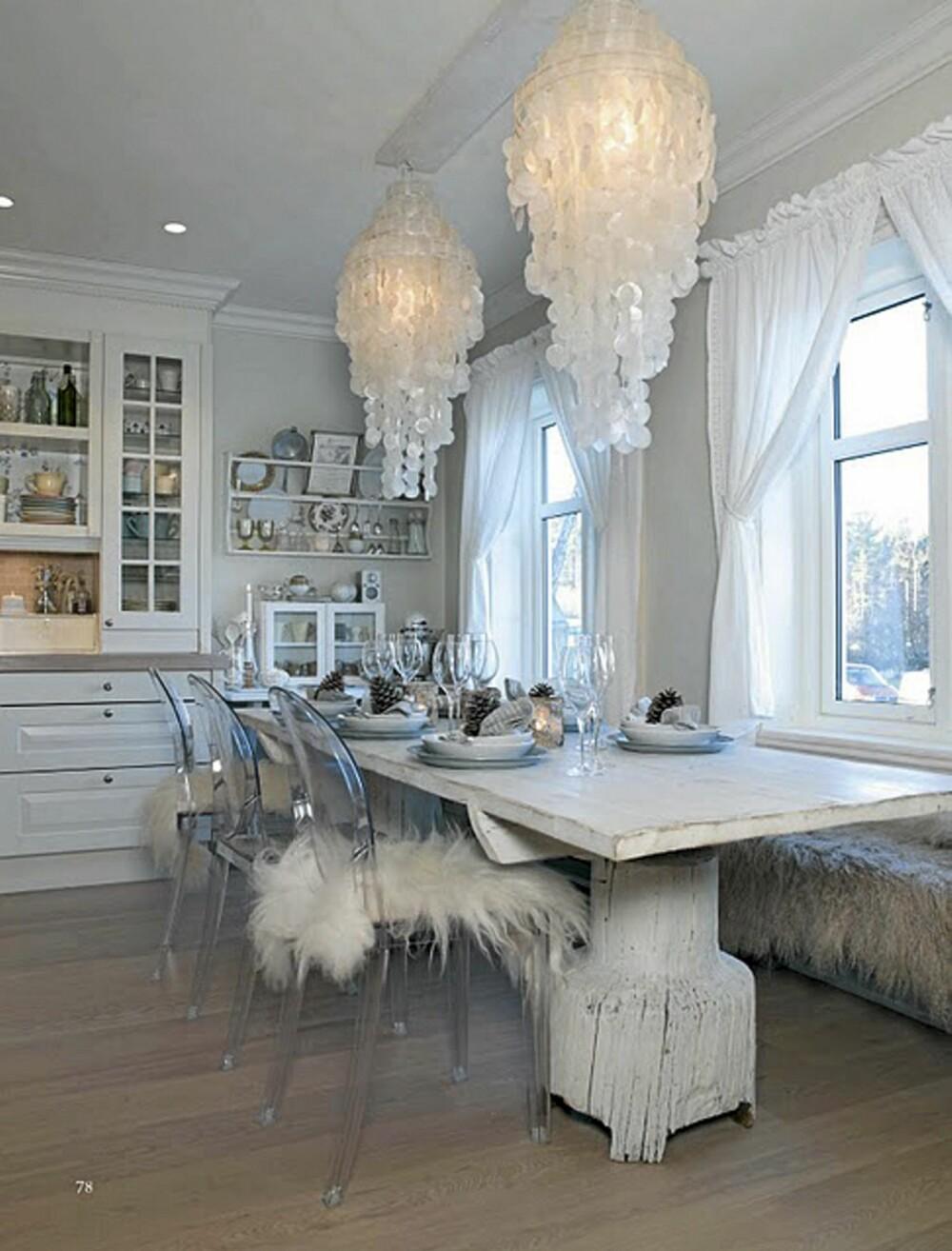VINNER: Villa Von Krogh med sitt herskapelige kjøkken ble vinneren av utfordringen denne gangen.
