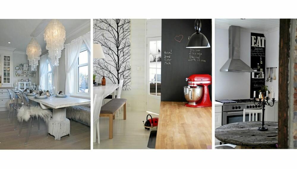 FINALISTER: Bloggene Villa Von Krogh, Nummer ni og Svenngården ble de tre finalistene.