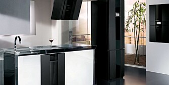 EKSKLUSIVT: Kjøkkenet fra Gorenje produseres i et begrenset antall.