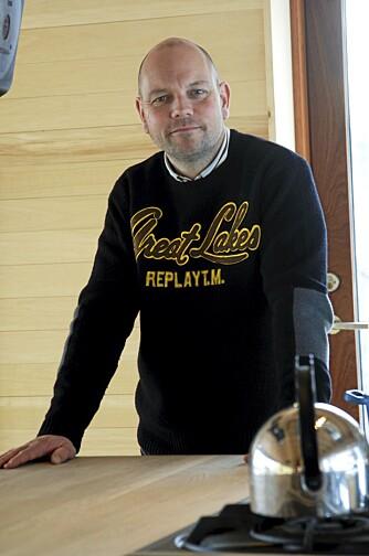 Designer Lars Ernst Hole