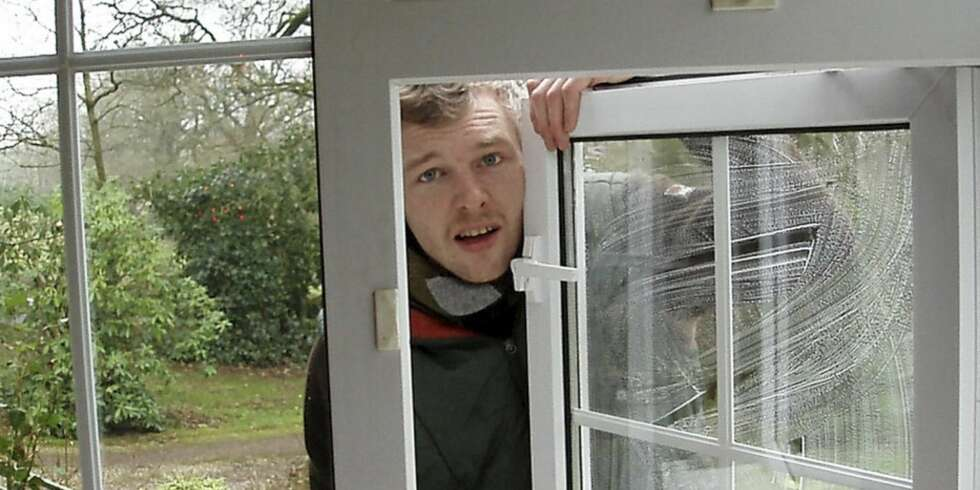 vaske vinduer
