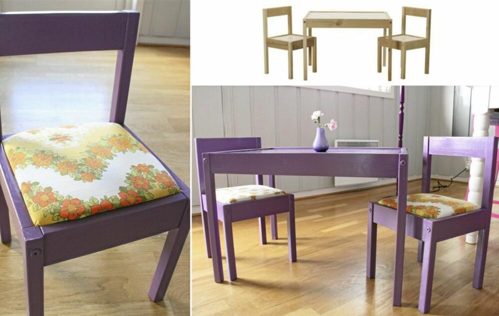 Redesign/pimpe Ikea produkter