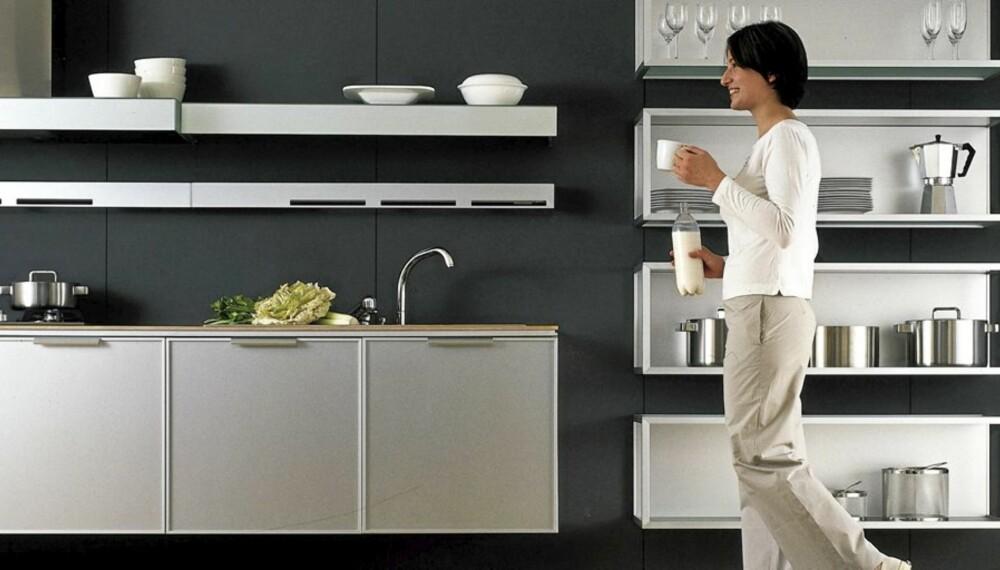 TØFT: Er det dette kjøkkenet du er på jakt etter?