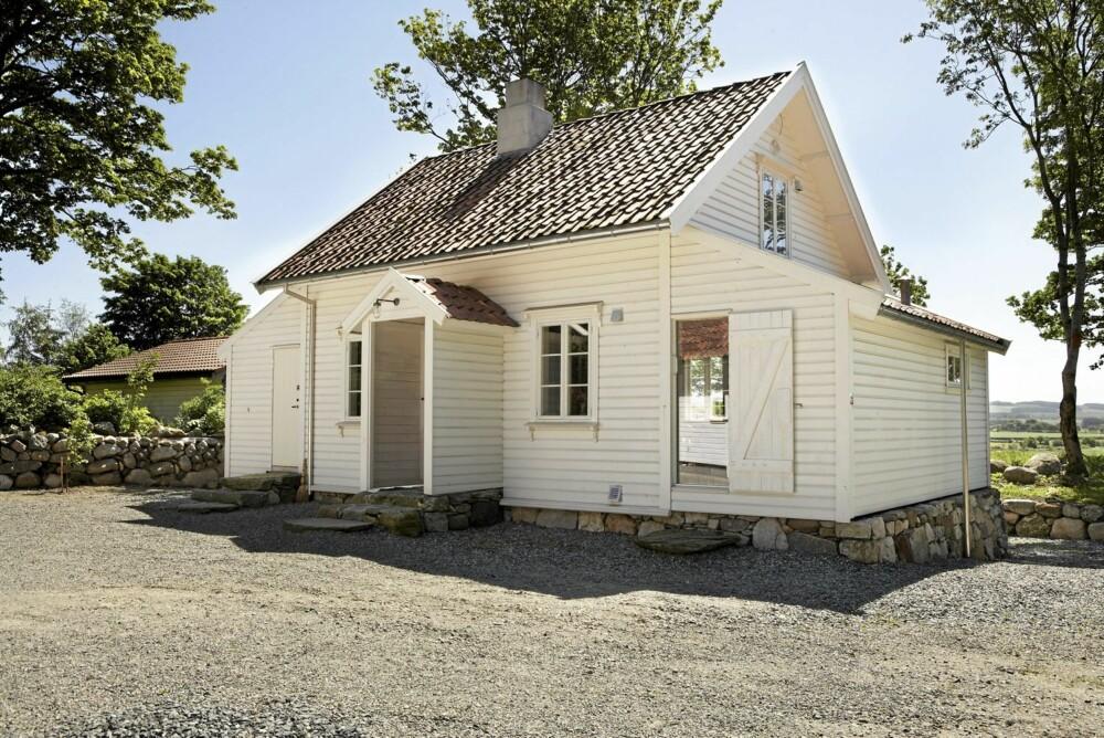 VERNEVERDIG. I dag er det få jærhus og sandneskasser igjen. Arkjå er registrert i kommunens egen verneliste KLP, gjengitt i Kulturminneplanen fra 2008.