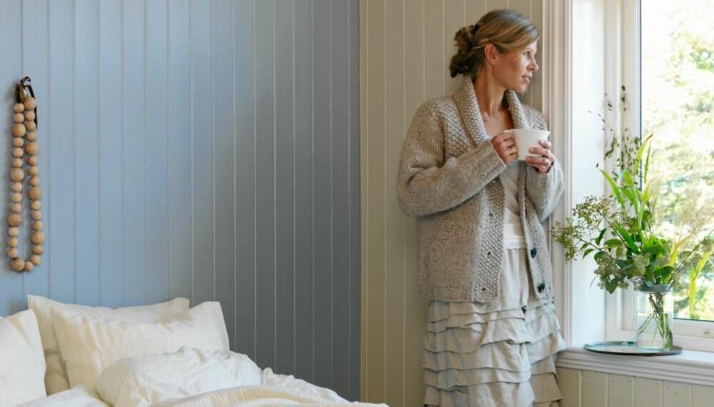 SUNNERE: Helsekravene til maling blir stadig strengere, og i disse dager lanseres en maling som er godkjent av Norges Astma- og allergiforbund.