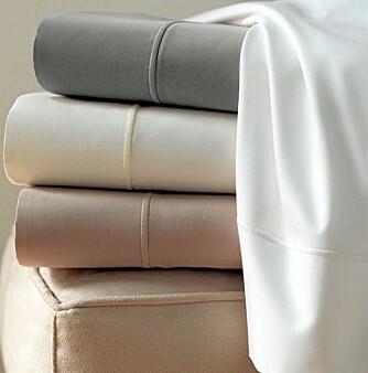 ALLTID BEREDT: Flere rene skift med sengetøy i skapet kommer du garantert til å få bruk for om influensaen bryter løs i huset.