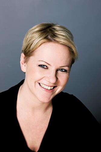 Helle Tjaber, redaktør i Elle Interiør