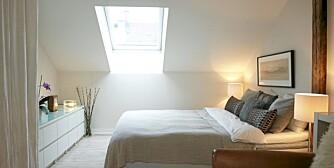 HVILESTED: Soverommet skal innby til hvile. Vi bringer bortimot en tredjedel av livet vårt i sengen.