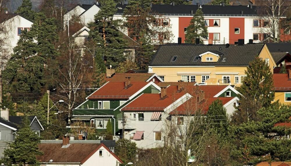 RADONGASS: Ny strålevernforskrift skal gi tryggere bygninger. Bakgrunnen for arbeidet er at Norge har noen av de høyeste innendørs radonkonsentrasjonene i verden.