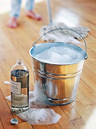 VELDUFTENDE: Ønsk gjestene velkommen med en hus som dufter rent og friskt.