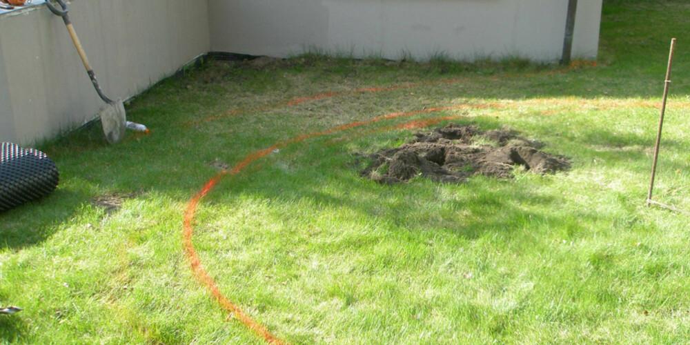 PROSJEKT: Det kan være en trygghet i å få inn hageeksperter på en konsultasjon før du går igang med store forandringer i hagen.