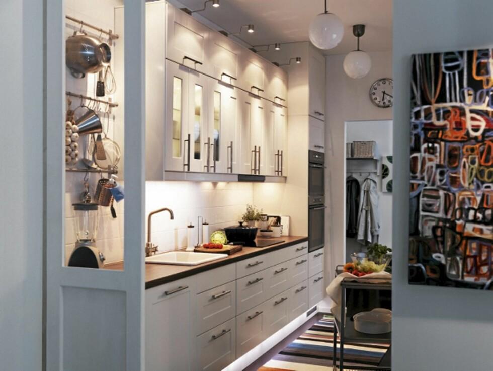 Amnagement placard cuisine cuisine dco amenagement for Amenagement placard cuisine ikea