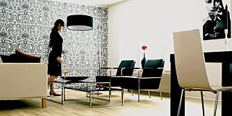 UJEVNT ELLER TRANGT: Dersom det knirker i en to eller trestavs parkett er det mest sannsynlig at undergulvet er ujevnt, eller at plankene ligger for trangt uten tilstrekkelig klaring mot veggen.