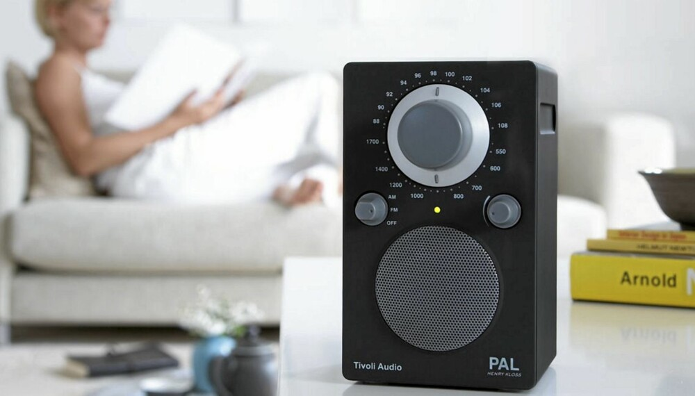 Tivoli Pal er en radio som er alt for dyr til å stå ubrukt når batteriet er utslitt.