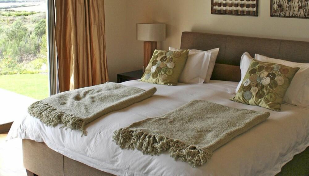 RIKTIG MONTERING: Soverommet er ett av de viktigste rommene hvor du må ha røykalarm installert.