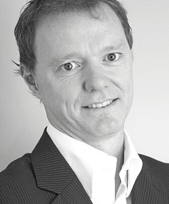 UTBYGGERE: Det er utbyggerne som fastsetter prisene for nye boliger, ikke eiendomsmeglerne, som kun har en rådgivningsplikt, forklarer informasjonssjef Roger Nyborg i Norges Eiendomsmeglerforbund (NEF)