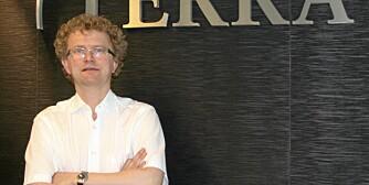 MODERAT VEKST: Sjeføkonom Jan Andreassen i Terra tror spesielt sjøhytter vil få et oppsving i 2011. I sum ligger det an til en moderat prisvekst på om lag 5 prosent.