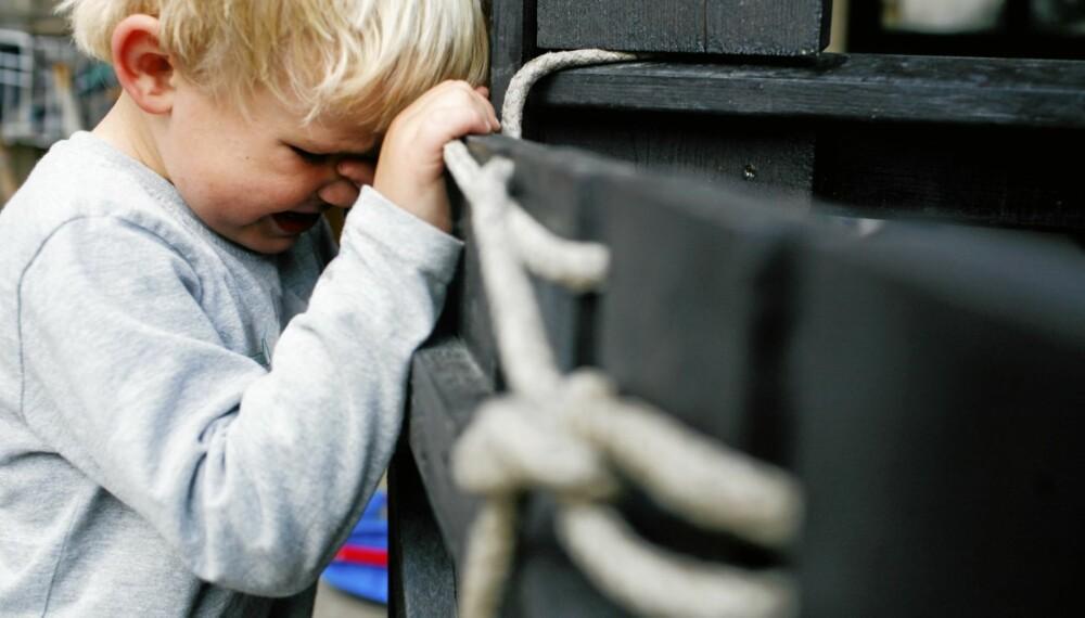IKKE GØY: -Jeg hater å leke med barnet mitt, sier tobarnsmoren i et innlegg i forumet barnimagen.