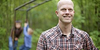 Økonom Hallgeir Kvadsheim er programleder i Luksusfellen på TV3, og hjelper ofte familier med skrantene økonomi.