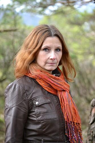 PEDAGOG: Maria Alvsaker.