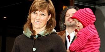 UVANLIG NAVN: Forsker er ikke overrasket over at prinsesse Märtha Louise og Ari Behn også valgte et uvanlig navn til sitt tredje barn.