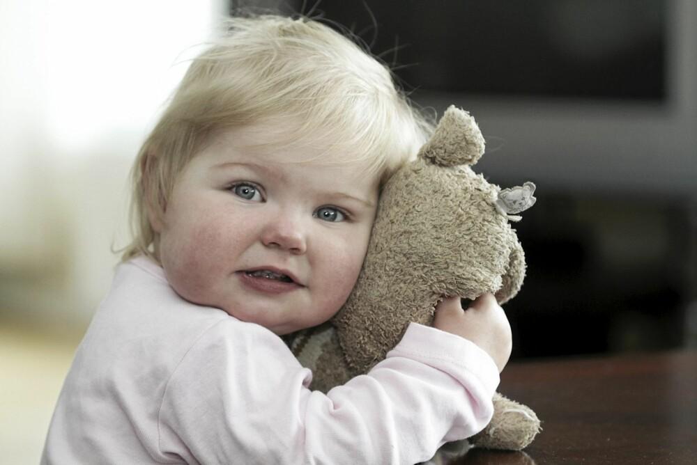 ELIN ANDREA: Hvem skulle tro at denne jenta har fått en særdeles tøff start på livet?