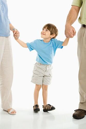 IKKE BLAND DEG: La andre får velge om de ønsker ett, to,tre eller flere barn. Det kan oppleves sårt at folk blander seg.