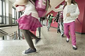 VIKTIG SOSIAL ARENA: Gjennom lek og felles hverdagsaktiviteter på SFO etableres vennskap, sier Hilde Dæhnes Hogsnes, førsteamanuensis ved institutt for barnehagepedagogikk og profesjonskunnskap ved Høgskolen i Sørøst-Norge.