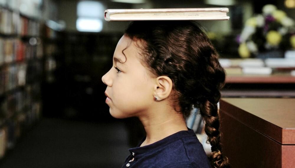 KAN FORPLANTE SEG: Barn som har lese- og skrivevansker kan lett havne bakpå i andre skolefag, med nedsatt selvfølelse og atferdsvansker som resultat.