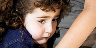 SJENERT: Det verste med å være sjenert er at det oppleves som ubehagelig for barnet selv.
