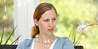 GOD NOK MAMMA: Elisabeth sier at hun er en god mamma selv om hun er syk. Barna har mange støttespillere i familien, på skolen og i nærmiljøet.