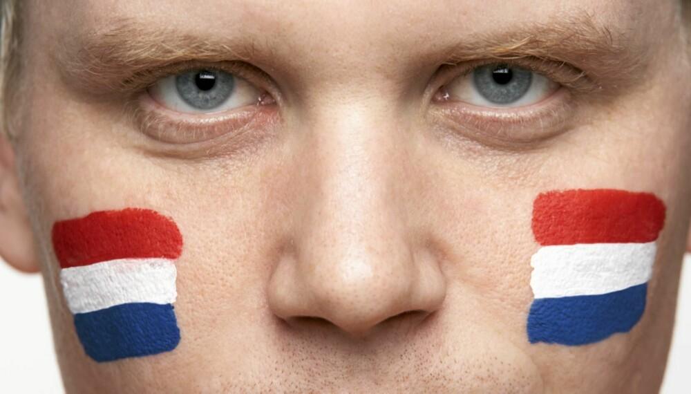 VOKST: Gjennomsnittshøyden til nederlenderne har økt med hele 17 cm de siste 130 årene.