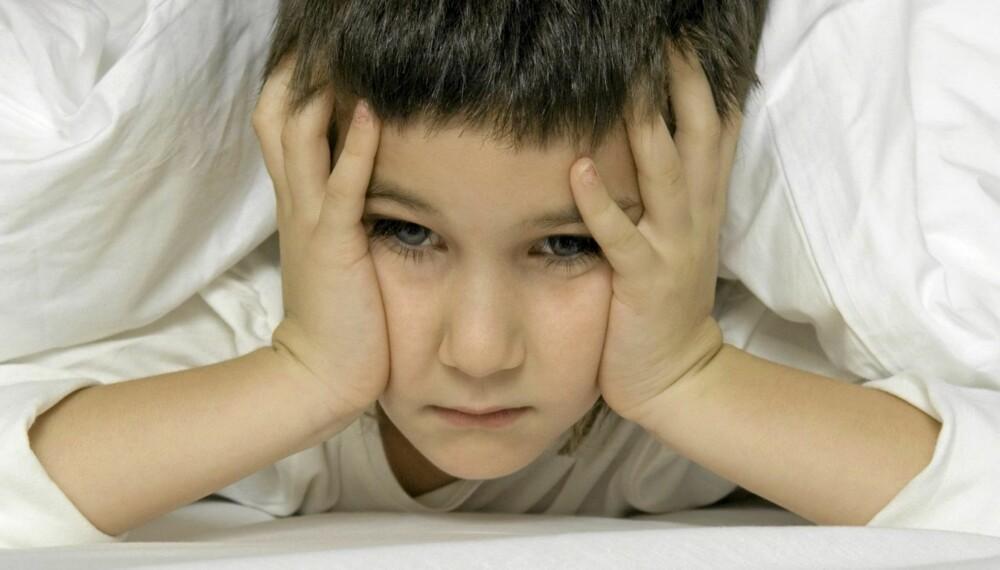 SLITEN: Gutten synes det er gøy å være aktiv, men blir så fort sliten at det er ødeleggende, skriver mor.