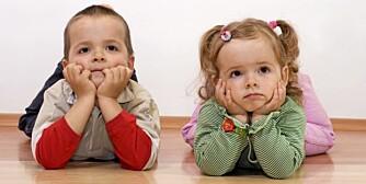 BARNEOPPDRAGELSE: Har jenteforeldre det enklere enn gutteforeldre? Hva når barna blir større? Si din mening.