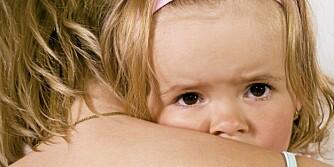 TRØST: Hva gjør du når barnet gråter?
