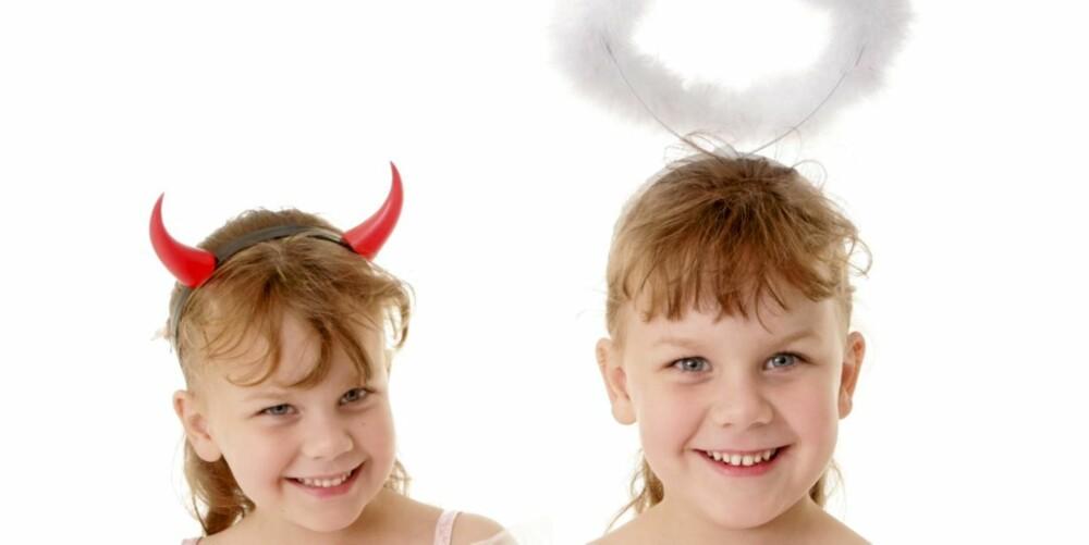 Barn som vet hvordan de skal te seg greier seg lettere i verden enn de som bryter normene og oppfattes som atale, viser forskning.