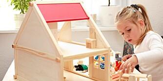 ROT: Når kan man forvente at barn begynner å rydde?