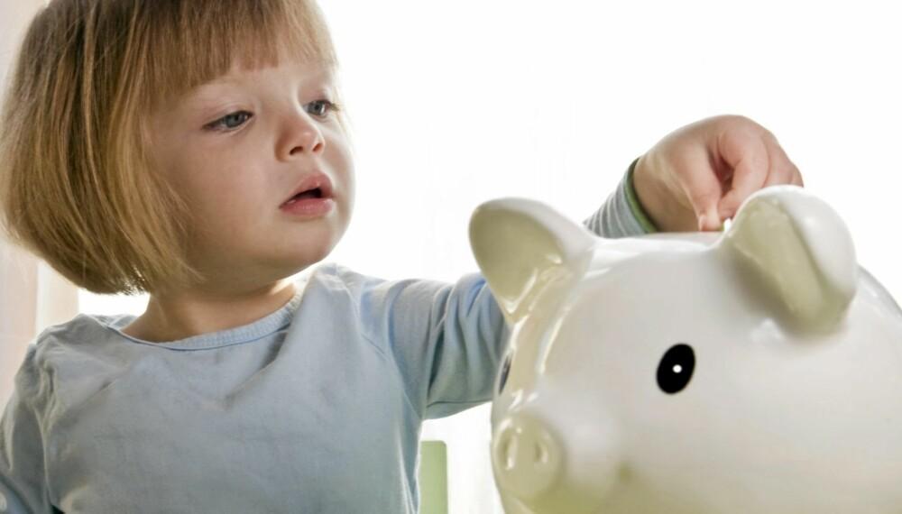 Barnetrygden er avgjørende for økonomien til hver tredje småbarnsforelder, viser en undersøkelse.