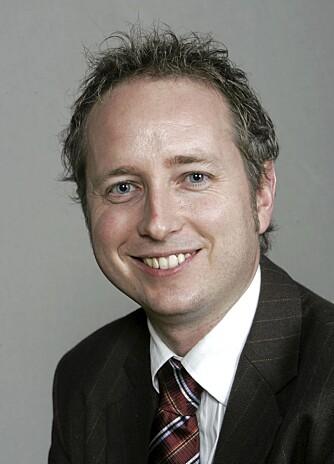 Kunnskapsminister Bård Vegar Solhjell.