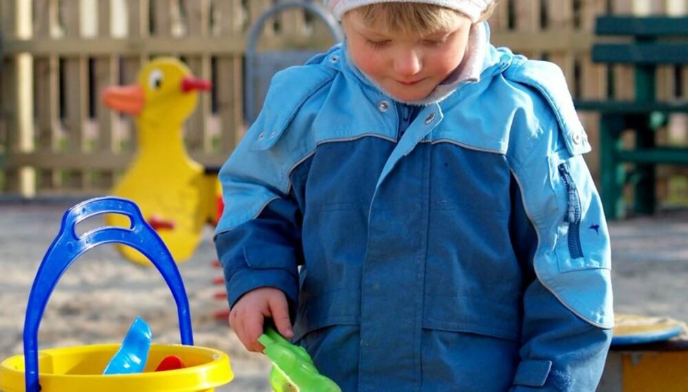 MANGLER OVERSIKT: Barnehagen sliter med lav bemanning, og det er vanskelig å ha oversikt over hvem som kommer og går. Derfor har de kjøpt en fingeravtrykkmaskin.