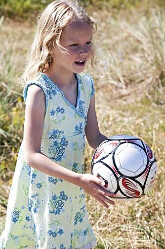 LIDENSKAP: Barn har godt av å ha en lidenskap. Det gir dem en følese av mestring og gjør dem bedre i stand til takle oppgaver eller aktiviteter de ikke er så gode på.