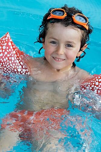 REN GLEDE: De fleste svømmehaller selger klippekort.