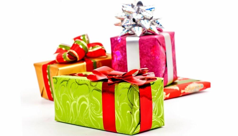 JULEGAVER: 24 julegaver er delt ut.