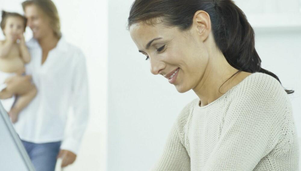 LEGE PÅ NETT: Mange bruker allmennlegen på Doktor Online til å spørre om ting de lurer på om kropp og helse.