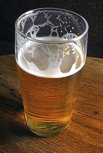 PILS: Øl inneholder fytoøstrogener som igjen kan bedre bentettheten.