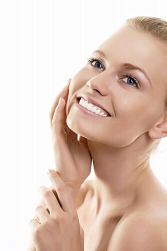 PENETRASJON: De lærde strides om hvor mye av de ulike ingrediensene i hudkrem som trenger gjennom huden og inn i kroppen.