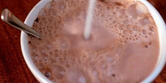 MÅ ANRIKES: Spesialbehandlet kakao og sjokolade kan bli helsekost for diabetikere.