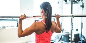 RIKTIG TRENINGSFORM: Grunnen til at du synes trening er kjedelig, kan være fordi du holder på med feil treningsform. Denne kalkulatoren kan hjelpe deg på vei. FOTO: Mats Grimseth