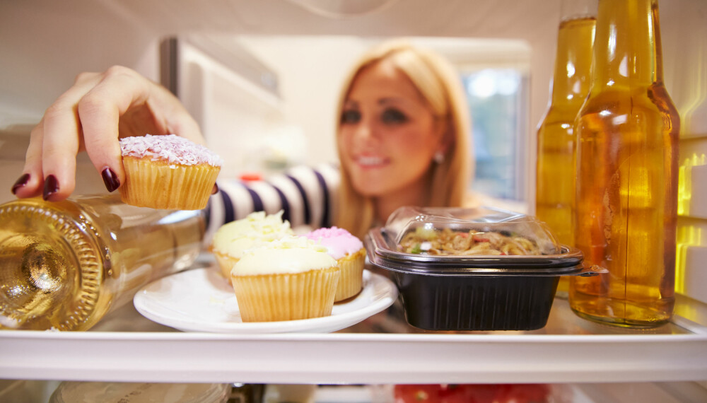 LETT Å OVERSPISE: - Uten å være klar over hvordan enkelte matvarer stimulerer oss til å spise mer, heller enn å mette, er det ikke rart at mange strever med vekten, sier Kari H. Bugge, Grete Roedes ernæringsfysiolog og fagsjef.